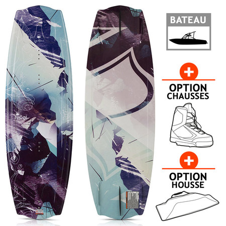 WAKEBOARD LIQUID FORCE ANGEL 2018 FEMME